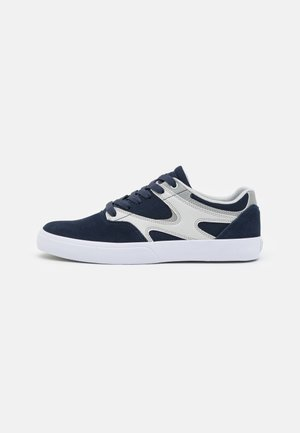 KALIS VULC UNISEX - Trainers - navy/silver