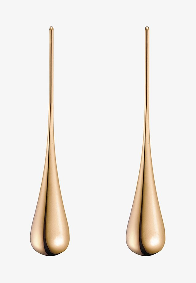 ELLIPSE EXTENSION - Earrings - rosegold-coloured
