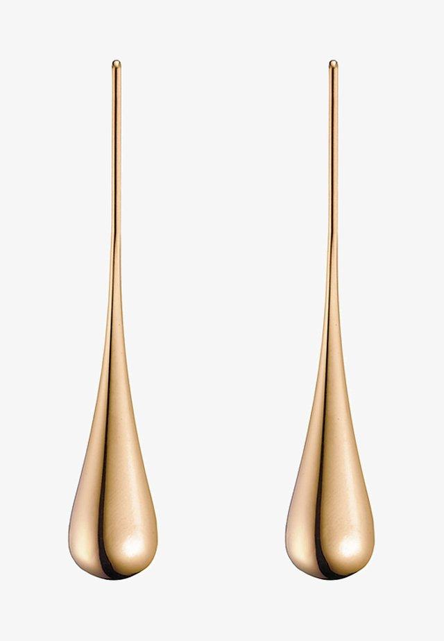 ELLIPSE EXTENSION - Earrings - rosegold-coloured