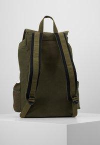 ERASE - MILITARY BACK PACK - Sac à dos - dark green - 2