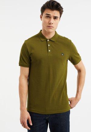 Piké - moss green
