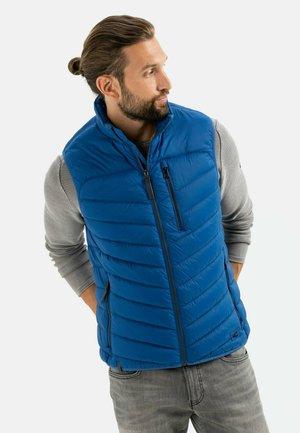 Waistcoat - quarz blue