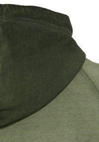 camel active - Zip-up sweatshirt - leaf green - 7