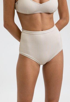 Bikini bottoms - beige