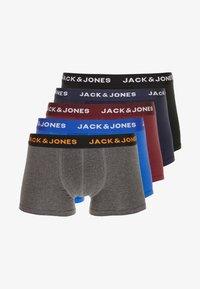 Jack & Jones - JACBLACK FRIDAY TRUNKS 5 PACK - Panty - black/navy blazer/port royal/dgm/surf the web - 4