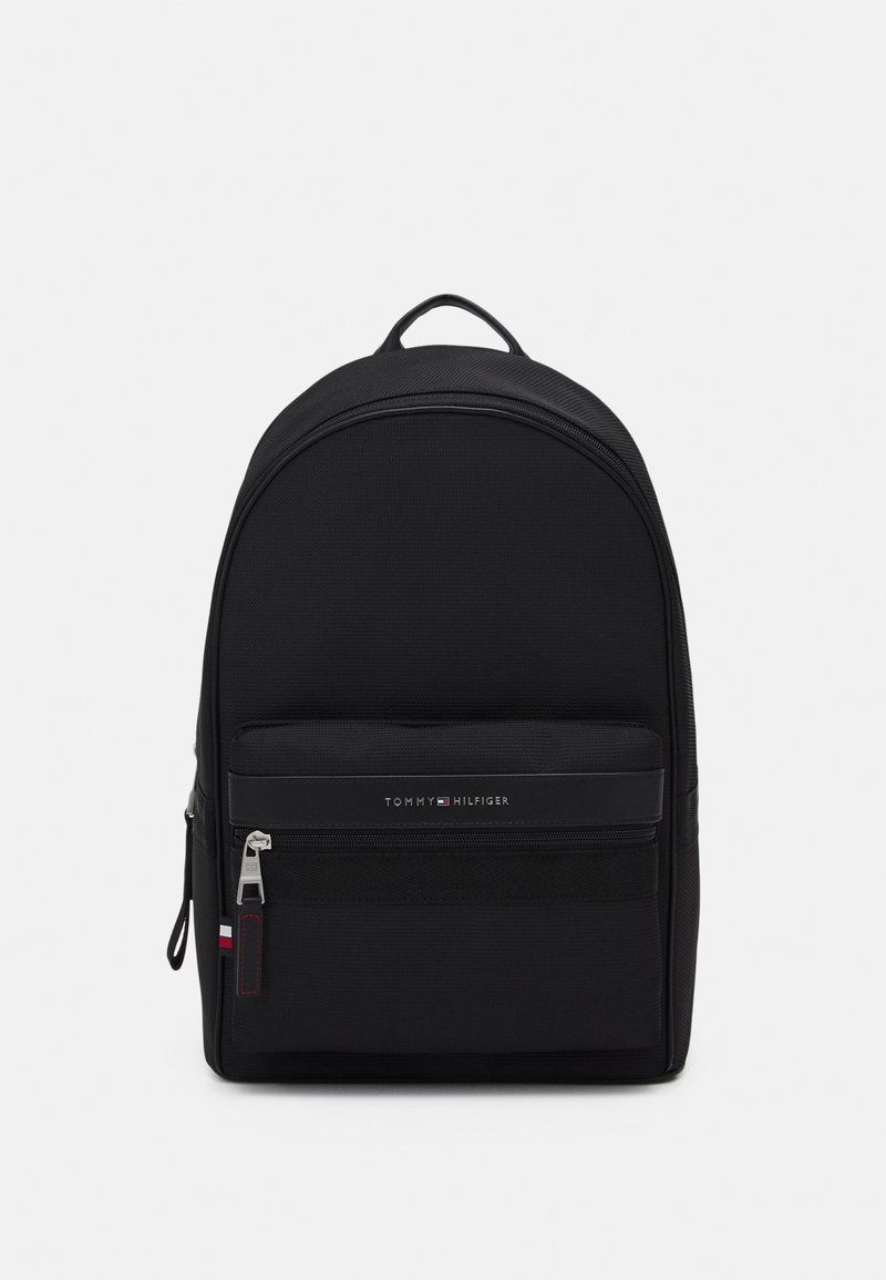 Tommy Hilfiger - ELEVATED BACKPACK - Batoh - black