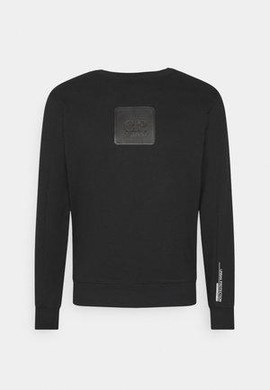 CREW NECK - Sweatshirt - black
