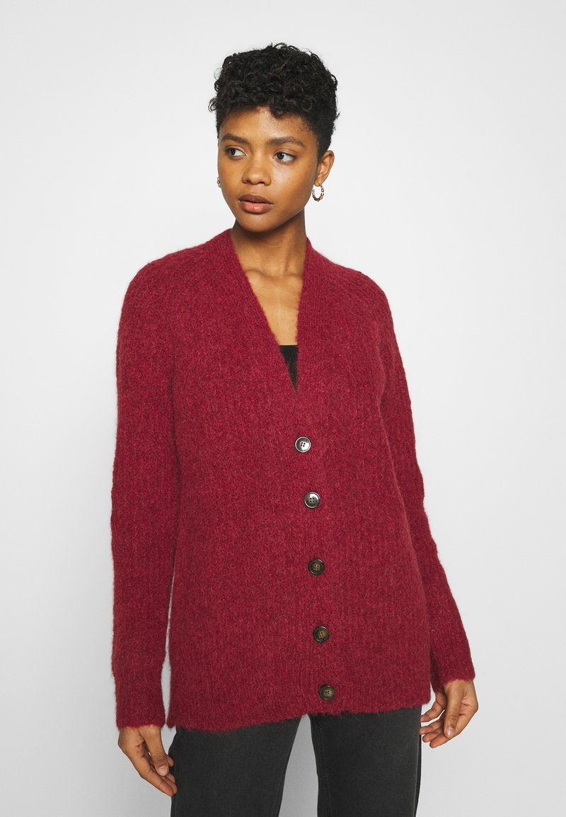 EDITED - ELIANDRO  - Cardigan - burnt russet