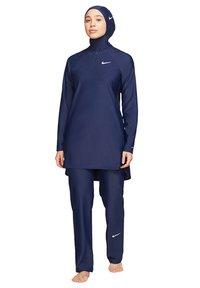 Nike Swim - HIJAB MODEST SWIM HIJAB - Hat - navy - 0