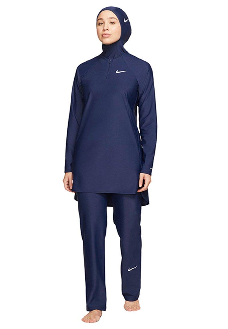Nike Swim - HIJAB MODEST SWIM HIJAB - Hat - navy
