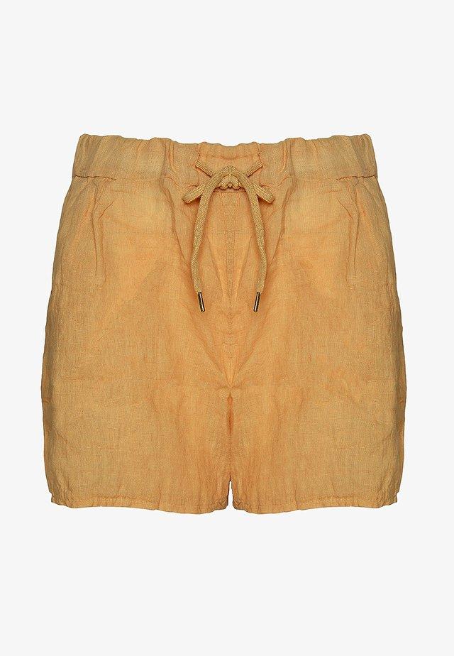 Shorts - senape yellow