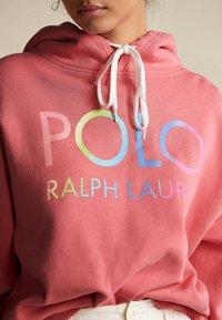 Polo Ralph Lauren - SEASONAL - Sweatshirt - ribbon pink - 4