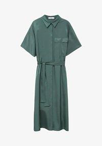 Mango - Košilové šaty - groen - 5