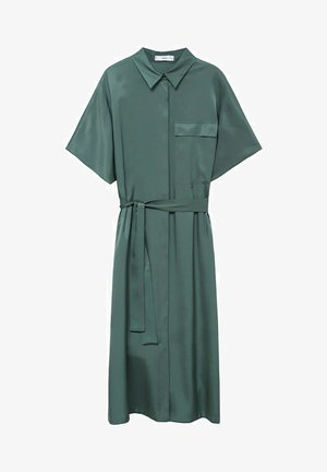 Shirt dress - groen