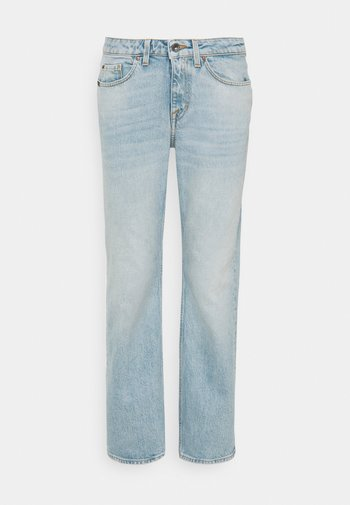 AZE - Straight leg jeans - light blue