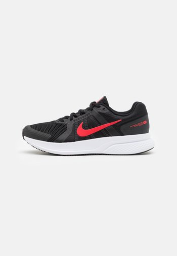 RUN SWIFT 2 - Chaussures de running neutres - black/universe red/white