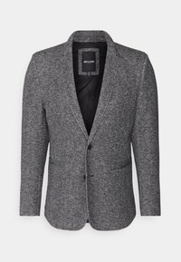 ONSMATTI KING CASUAL - Blazer jacket - dark grey melange