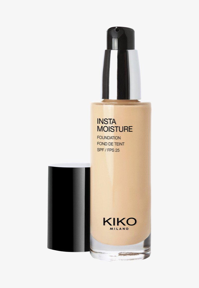 KIKO Milano - INSTAMOISTURE FOUNDATION - Foundation - 1.5 gold