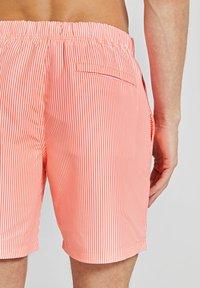 Shiwi - Swimming shorts - neon orange - 3