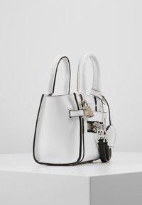 Zadig & Voltaire - CANDIDE NANO  - Handbag - blanc - 3