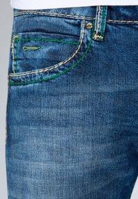 Camp David - Bootcut jeans - blue denim - 4