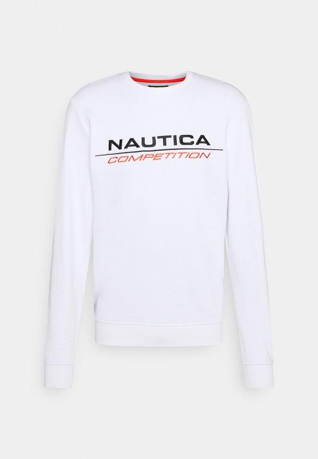 COLLIER - Sweatshirts - white