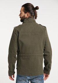 DreiMaster - Summer jacket - dark olive - 2