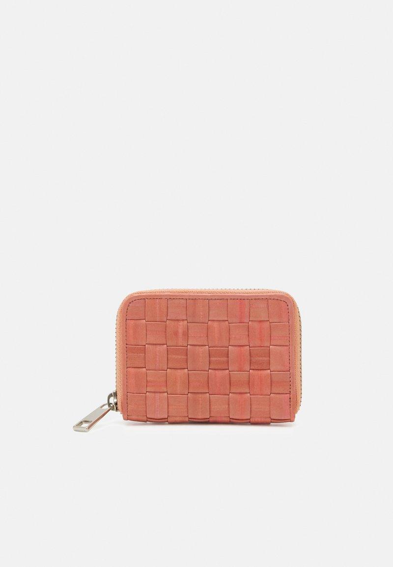 Becksöndergaard - BRAIDY PURSE NEW - Wallet - peach