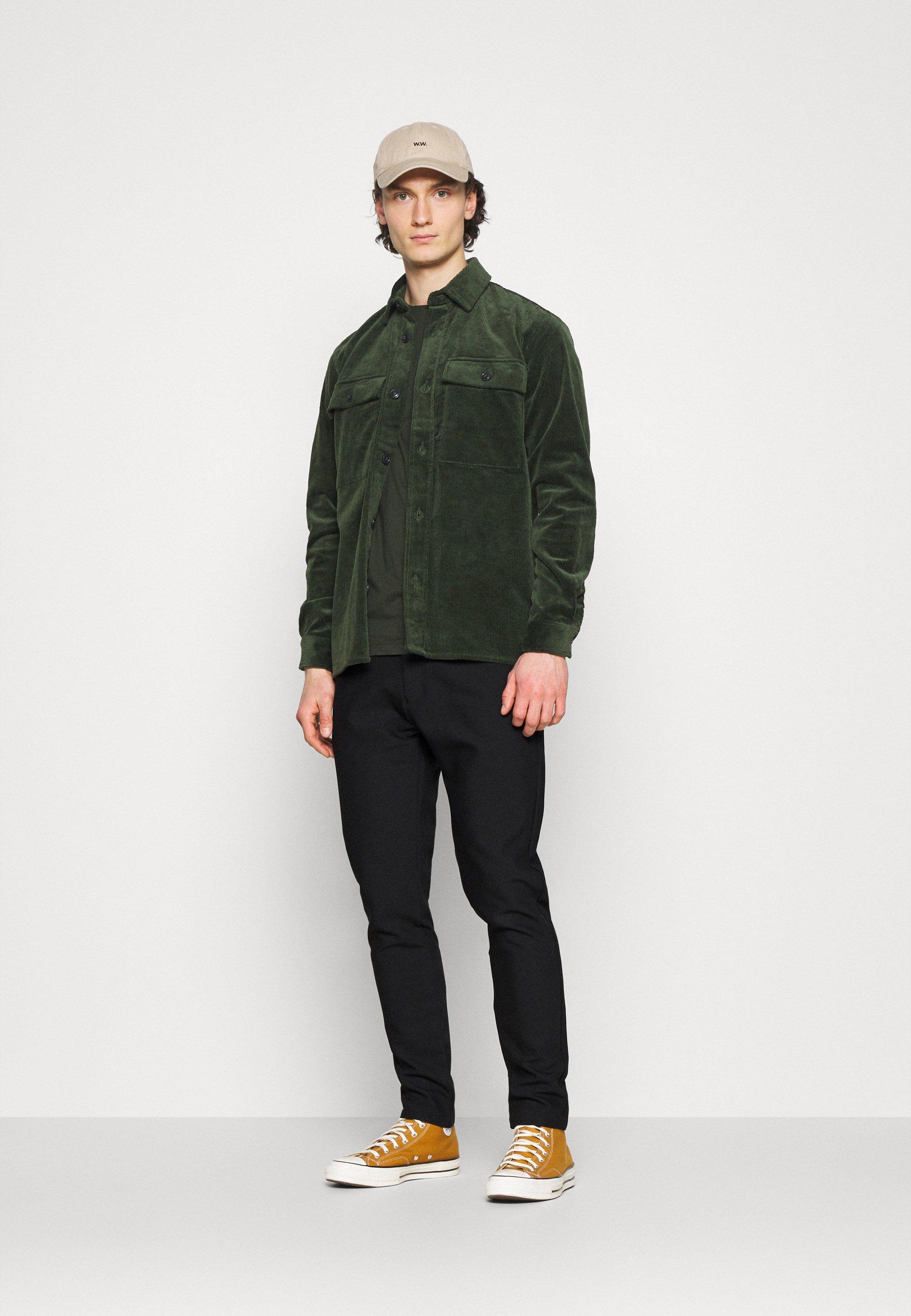 Men FRANKIE REGULAR TROUSERS - Trousers