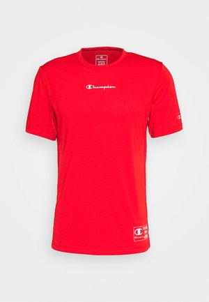 LEGACY TRAINING CREWNECK - Print T-shirt - red