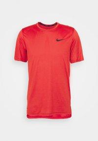 DRY  - T-shirt - bas - team red/university red heather/black