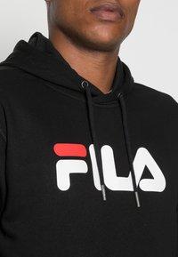 Fila - PURE HOODY - Huppari - black - 4