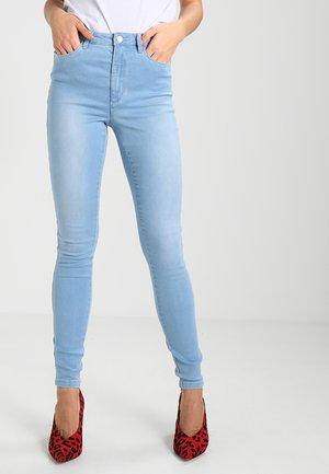ONLROYAL HIGH - Jeans Skinny Fit - light blue denim