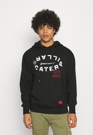 WORLD HOODIE - Sweatshirt - black