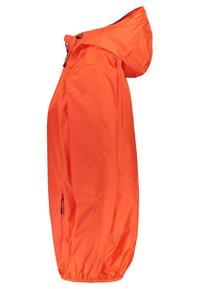 Meru - MIMIZAN - Waterproof jacket - orange - 2