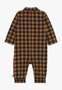 Smitten Organic - OVERALL BABY  - Overall / Jumpsuit - sudan brown - 1