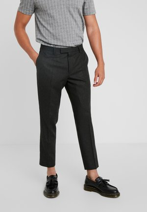 MOONLIGHT TROUSERS - Pantalón de traje - khaki