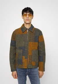 NN07 - GAEL - Light jacket - brown - 0