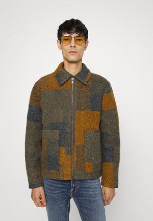 GAEL - Summer jacket - brown