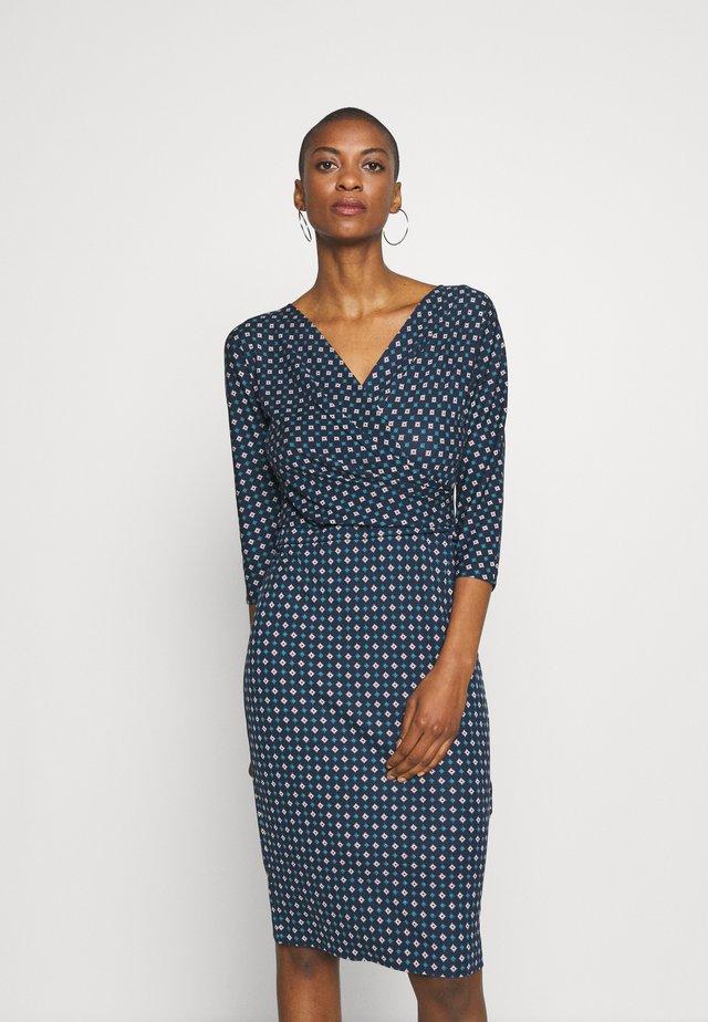 ESTRI - Jersey dress - ultramarine