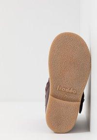 Froddo - Winter boots - dark bordeaux - 5