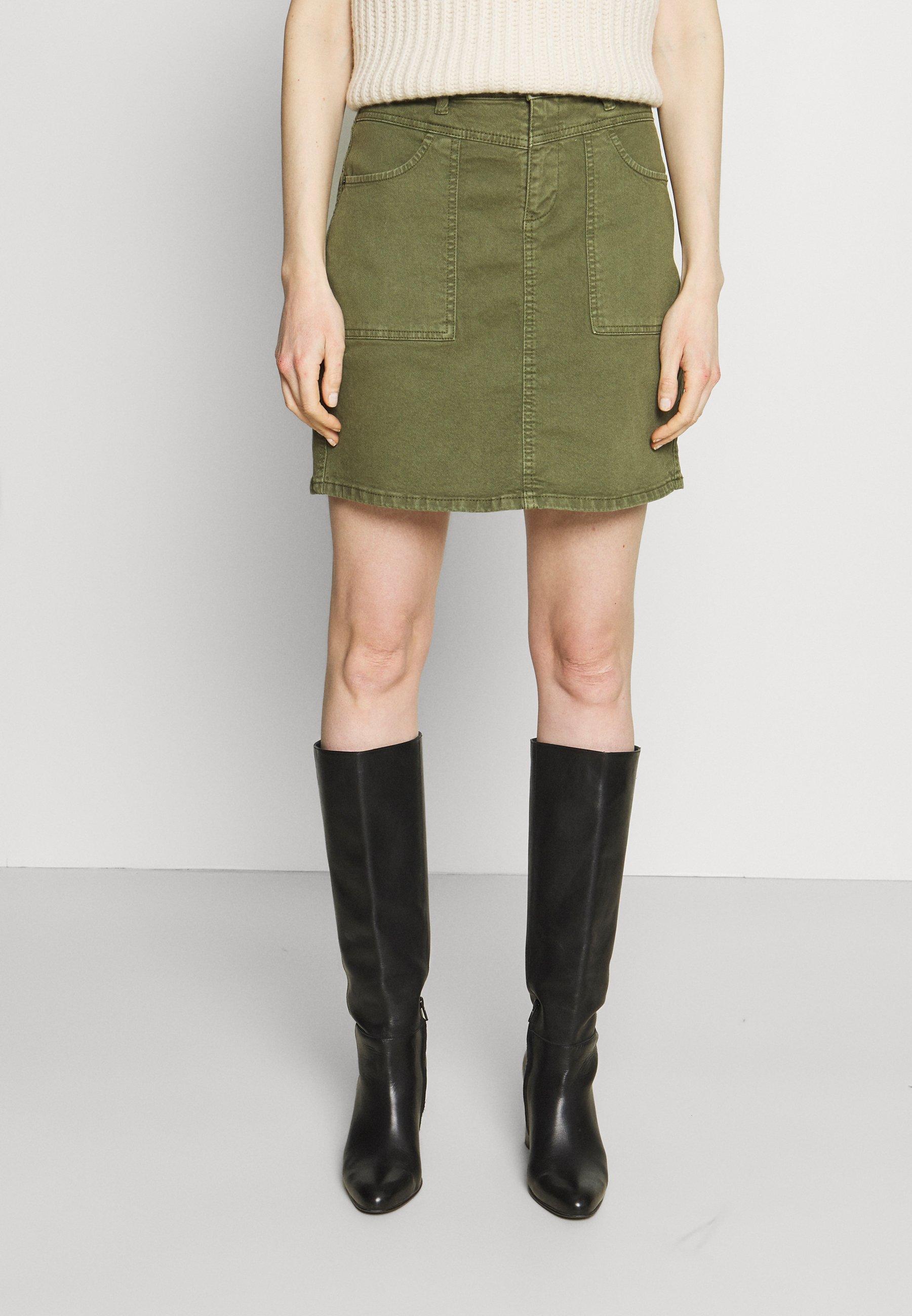 Femme ICON SKIRT - Jupe en jean