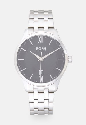 ELITE - Horloge - silver-coloured/black