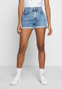 Pepe Jeans - MABLE - Szorty jeansowe - denim - 0