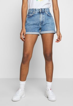MABLE - Short en jean - denim