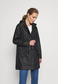 Soyaconcept - SC-ALEXA 1 - Waterproof jacket - black - 0