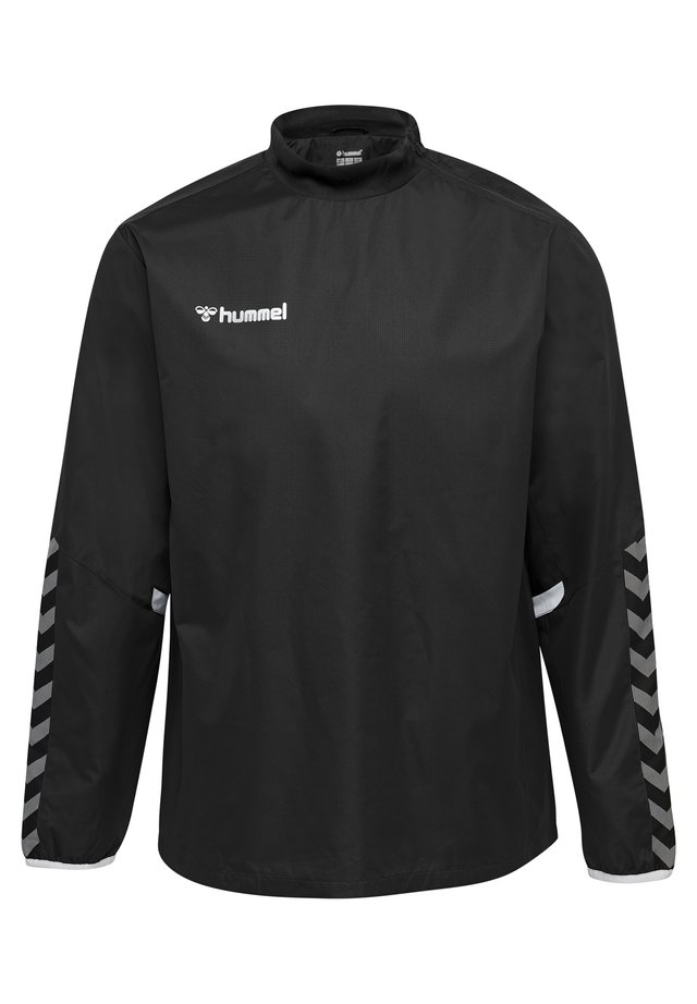 HMLAUTHENTIC - Windbreaker - black/white