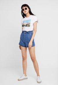 TWINTIP - T-shirt print - white - 1