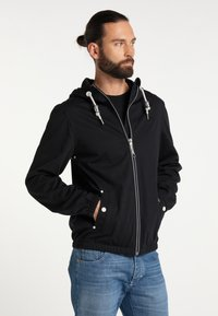 Schmuddelwedda - Zip-up sweatshirt - schwarz - 0
