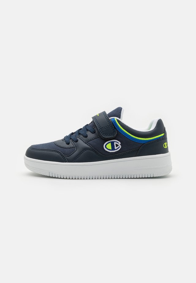 LOW CUT SHOE NEW REBOUND UNISEX - Chaussures de basket - new navy/royal blue